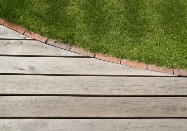 Perfekt verarbeitet, fügt sich Holz in alle Situationen ein.
