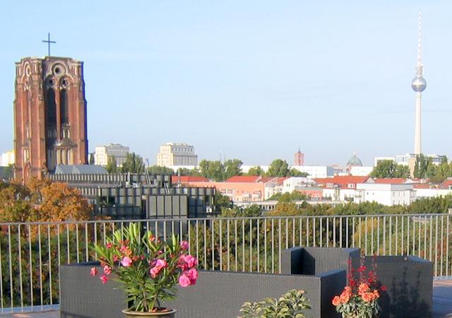 Dachgärten vereinen die Leichtigkeit des Himmels mit der Erdverbundenheit der Pflanzen.