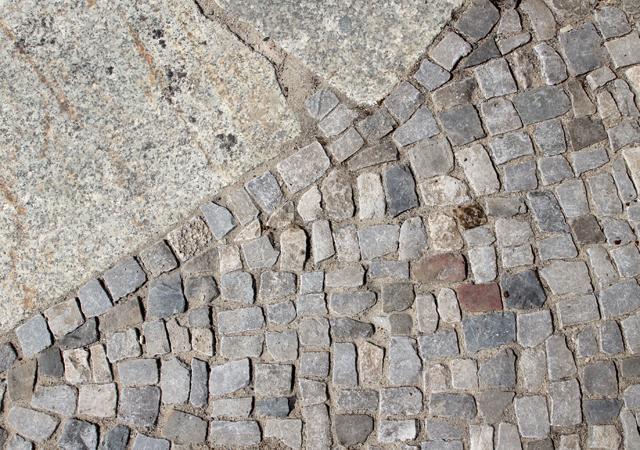 Traditionelle Bodenbeläge aus Berlin.